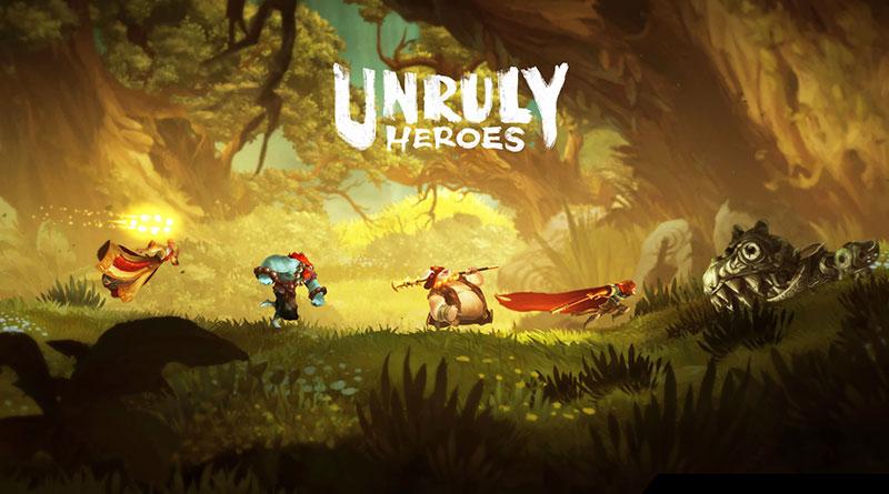 Unruly Heroes Nintendo Switch