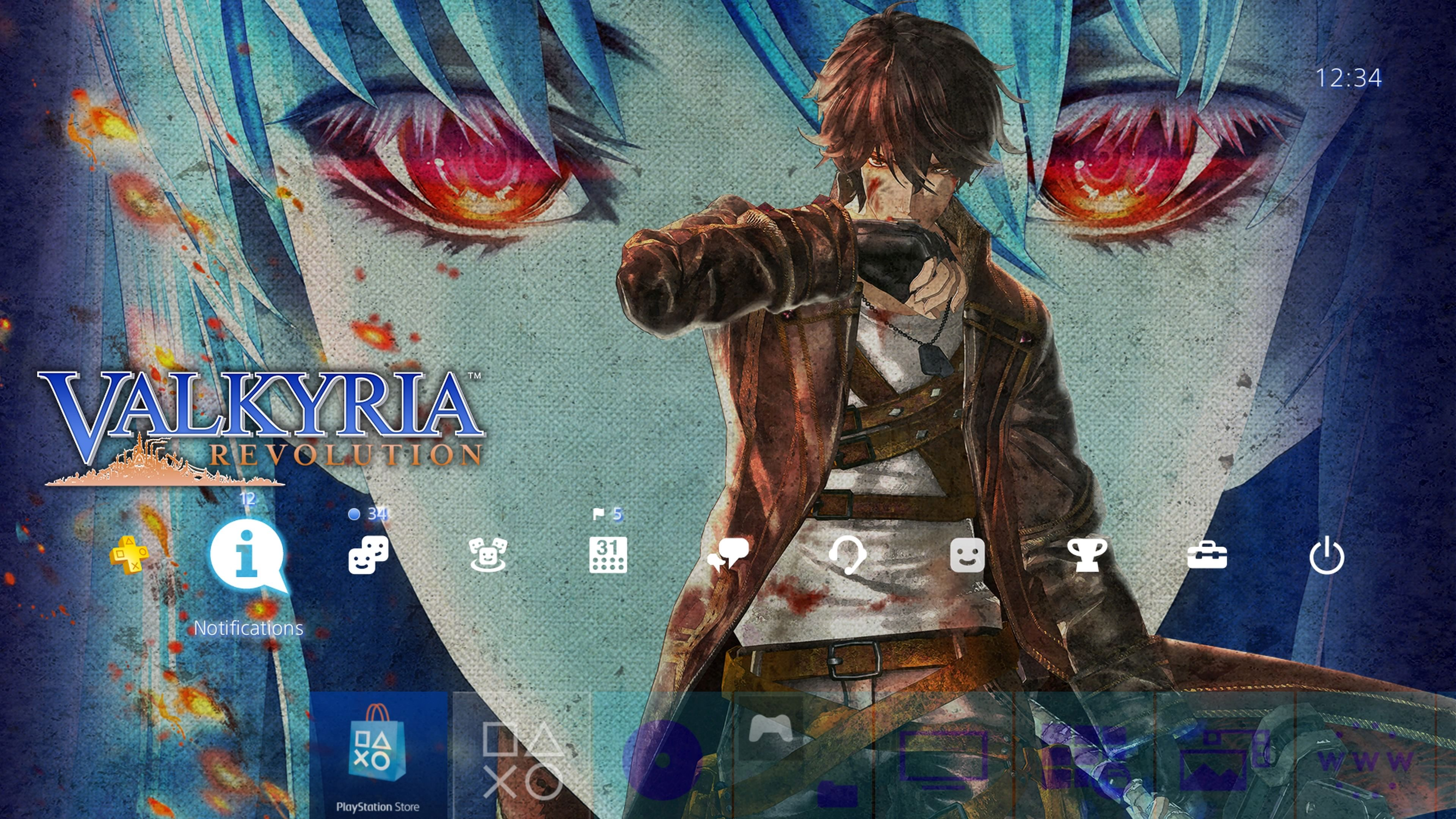 Valkyria Revolution Gets Free DLC Content and PlayStation