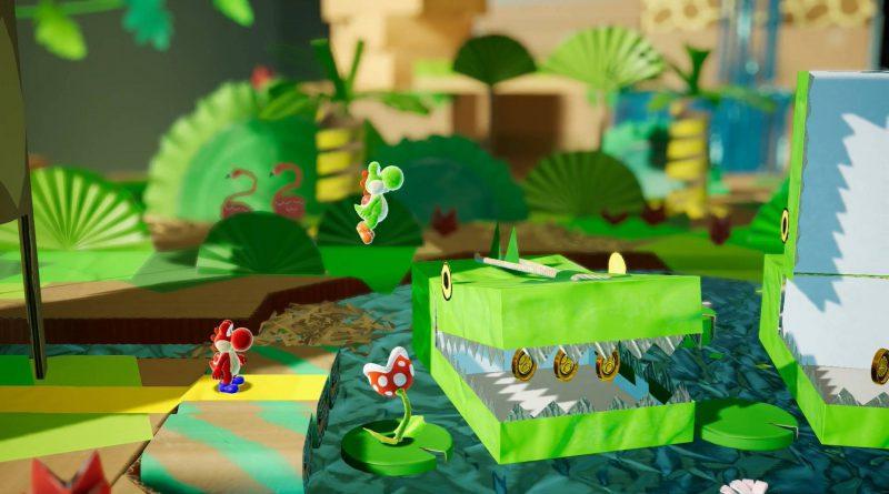 Yoshi Nintendo Switch