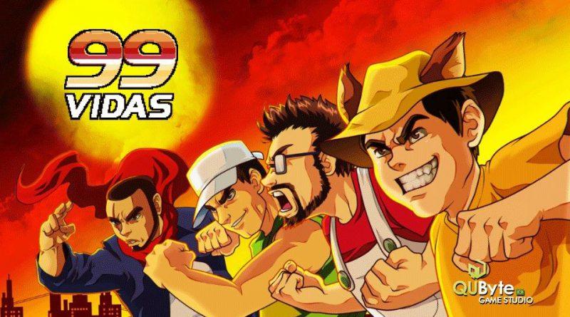 99Vidas PS Vita PS3 PS4
