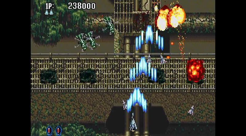 ACA NeoGeo Aero Fighters 2 Nintendo Switch