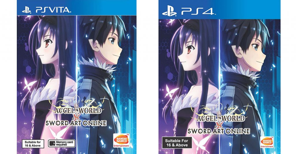 Accel World VS. Sword Art Online Physical English Release