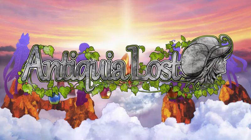 Antiquia Lost PS Vita PS4