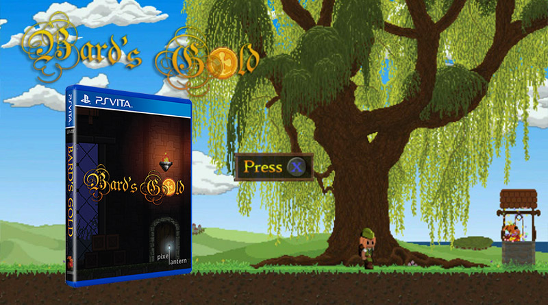 Bard's Gold PS Vita
