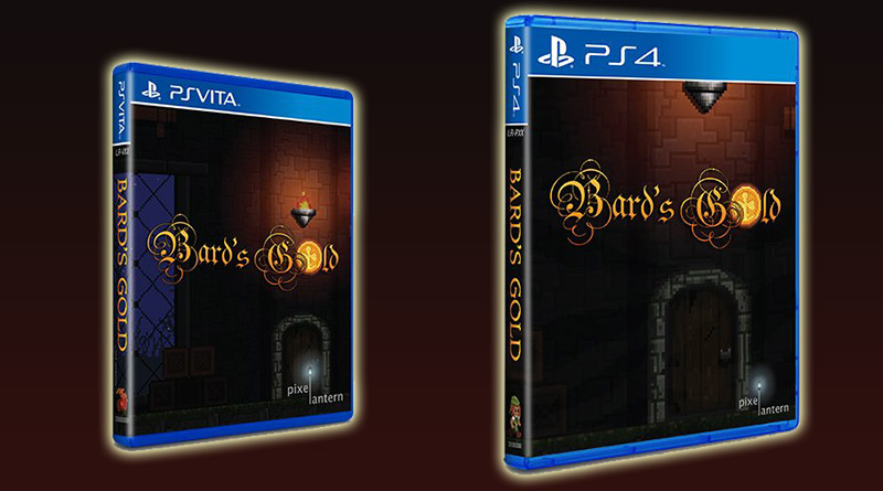 Bard's Gold PS Vita PS4