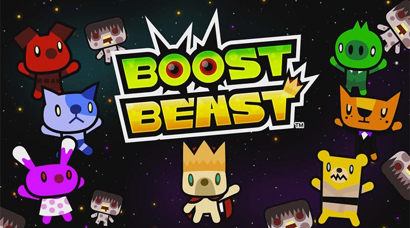 Boost Beast Nintendo Switch