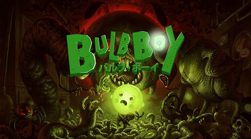 Bulb Boy Nintendo Switch