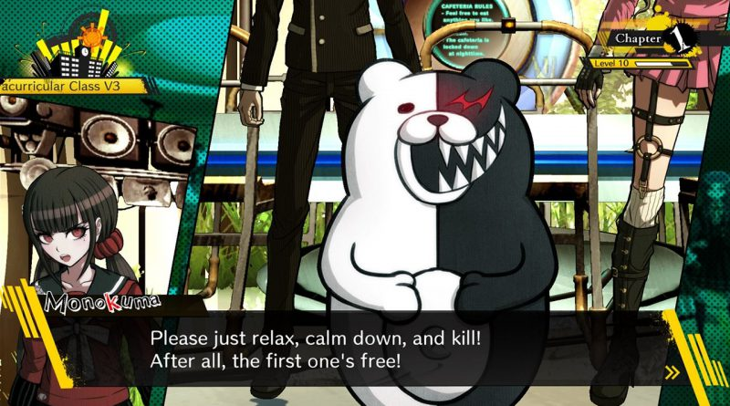 Danganronpa V3: Killing Harmony PS Vita PS4