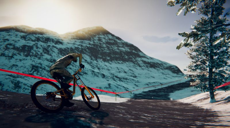 Descenders Nintendo Switch