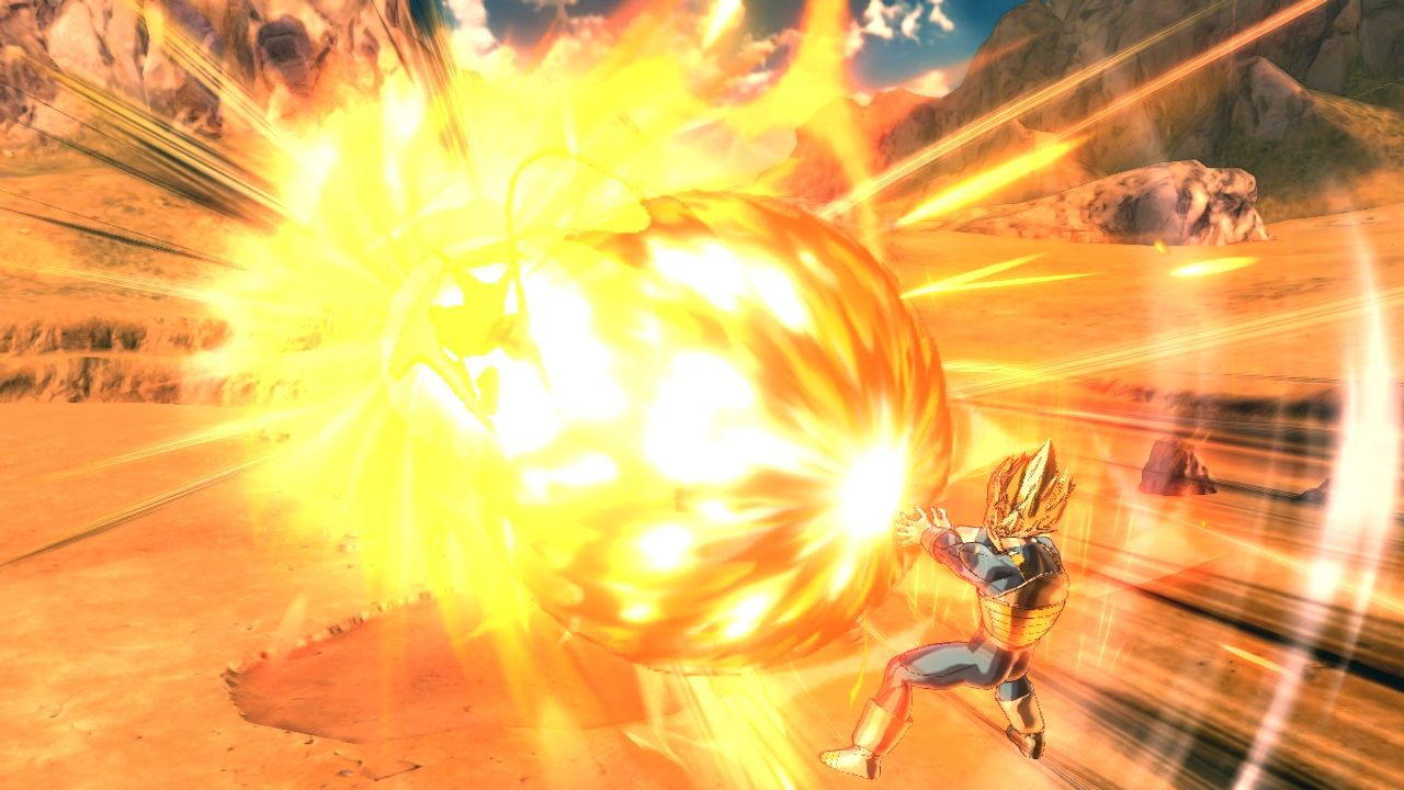 dragon ball xenoverse 2 how to get spirit bomb