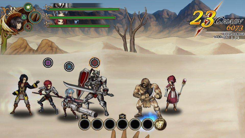 Fallen Legion: Flames of Rebellion PS Vita