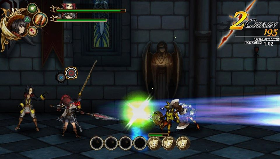 Fallen Legion: Flames of Rebellion PS Vita