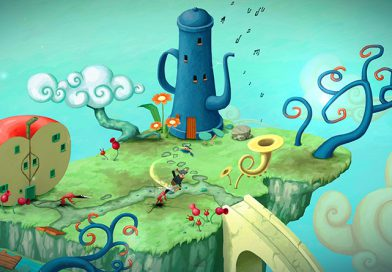 Figment Announced For Nintendo Switch
