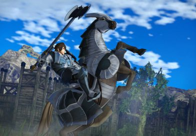 Fire Emblem Warriors' New Screenshots Show New Playable Characters