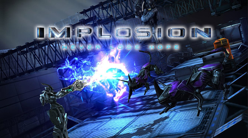 Implosion Nintendo Switch