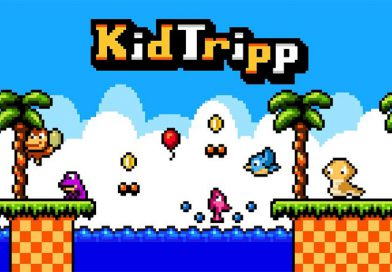 Kid Tripp Coming To 3DS Next Week