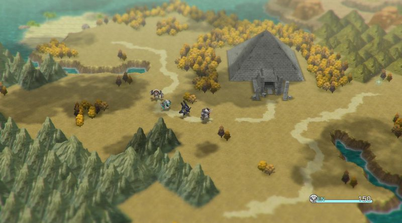 Lost Sphear Nintendo Switch PS4