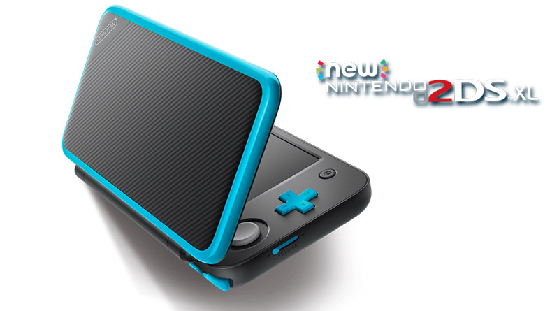 New nintendo 2ds xl launch trailer revealed handheld players for Housse new 2ds xl