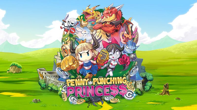 Penny-Punching Princess PS Vita Nintendo Switch