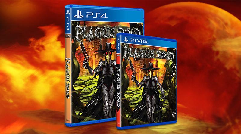 Plague Road PS Vita PS4 Limited Run Games
