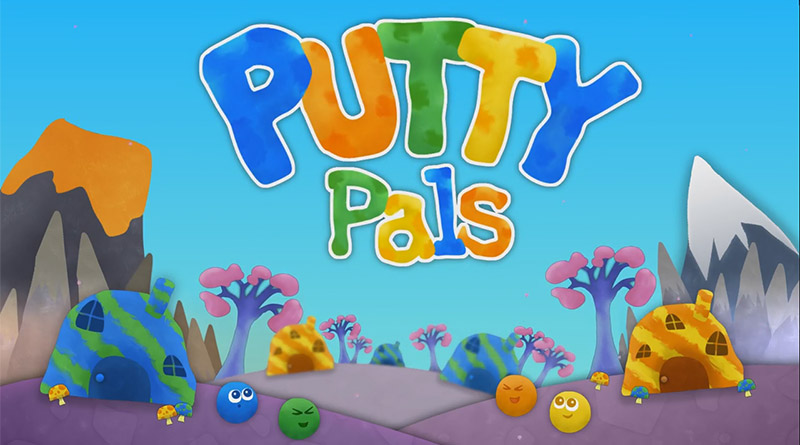 Putty Pals Nintendo Switch