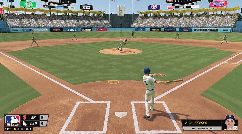 R.B.I. Baseball 17 Nintendo Switch
