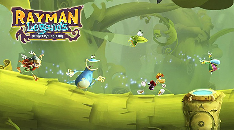 Rayman Legends Definitive Edition Coming To Nintendo Switch On September 12, 2017