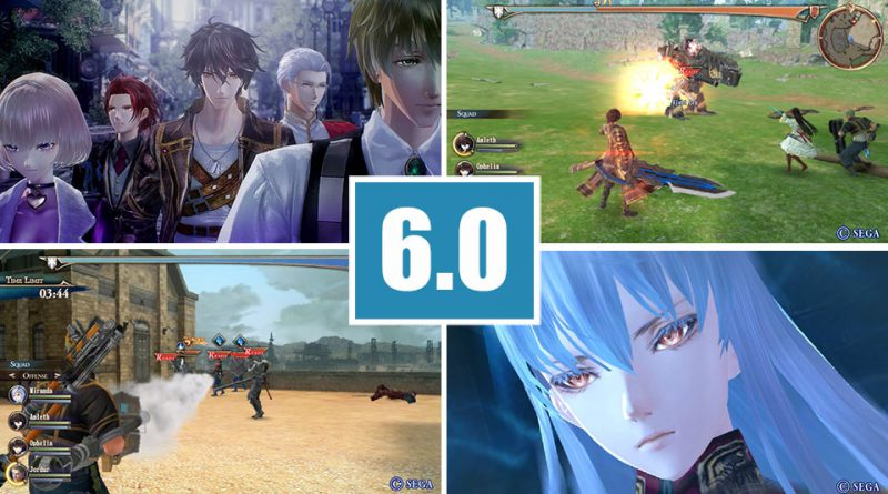 Review Valkyria Revolution PS Vita