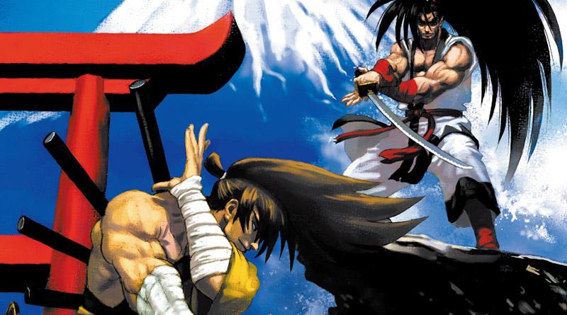 Samurai Shodown V Special PS Vita PS4