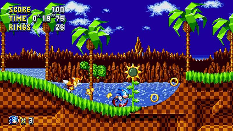 Sonic Mania Nintendo Switch