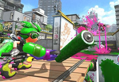 Splatoon 2 Now Available For Nintendo Switch Worldwide