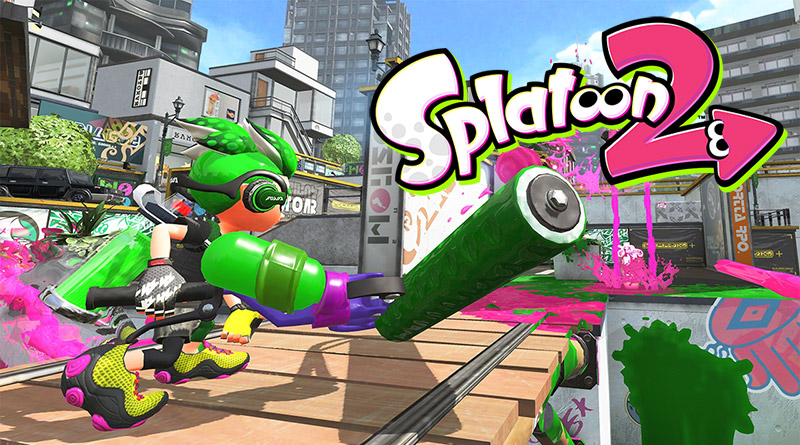 Splatoon 2 Nintendo Switch