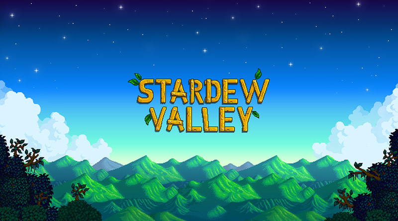 Stardew Valley PS Vita