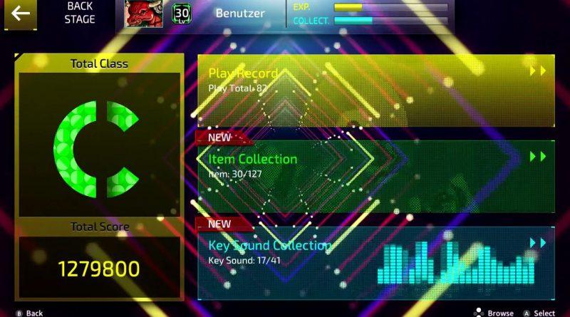 Superbeat: XONiC Nintendo Switch
