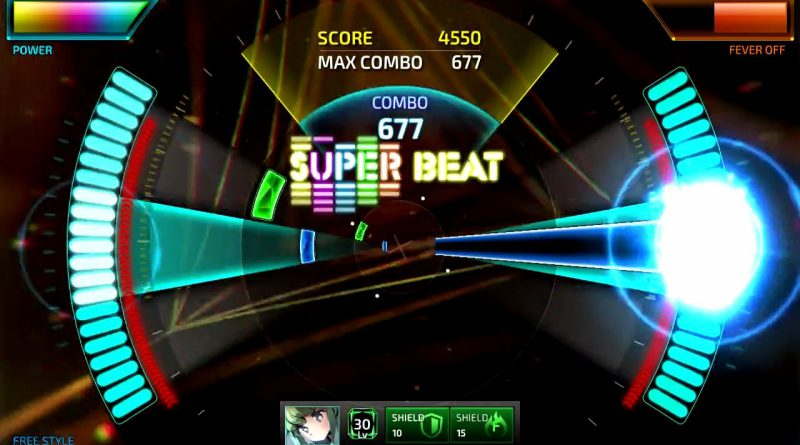 Superbeat: XONiC Nintendo Switch