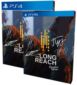 The Long Reach PS Vita PS4 Nintendo Switch