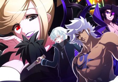 Under Night In-Birth Exe:Late[st] Coming To Europe In 2017