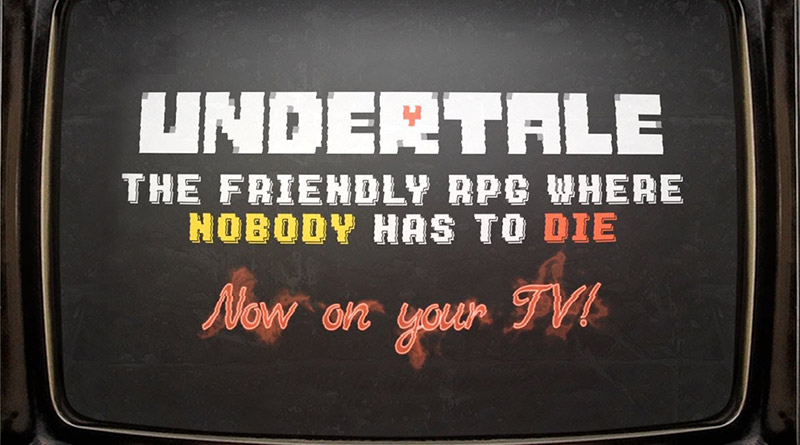 Undertale PS Vita PS4