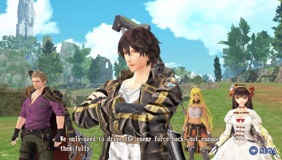 Valkyria Revolution PS Vita