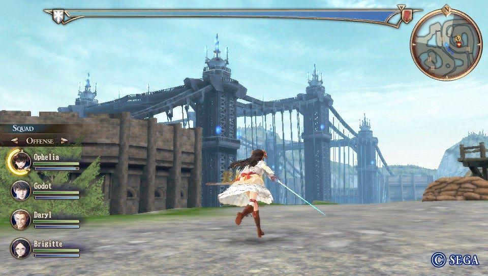 Valkyria Revolution PS Vita