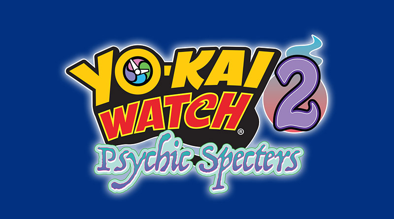 Yo-kai Watch 2: Psychic Specters 3DS