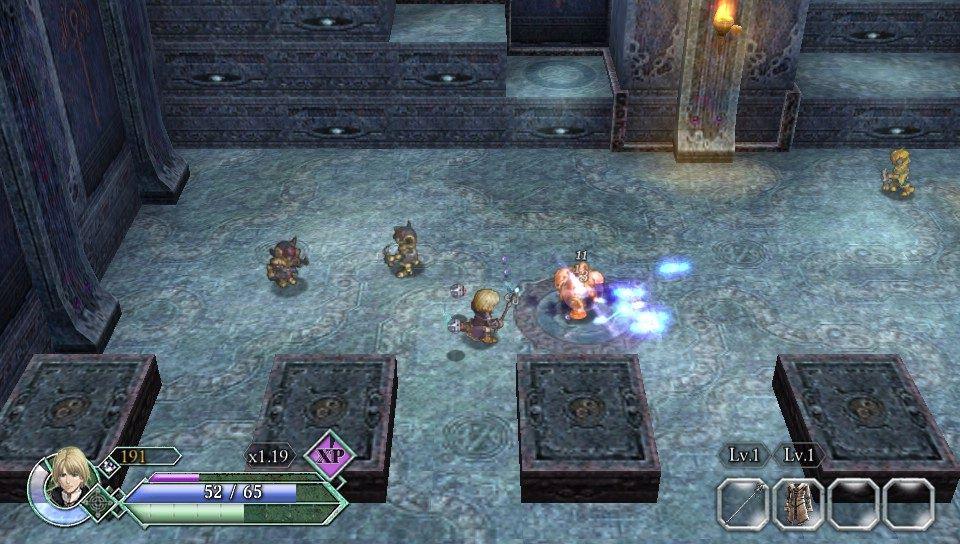 Ys Origin PS Vita