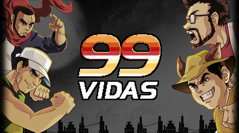 99Vidas Nintendo Switch