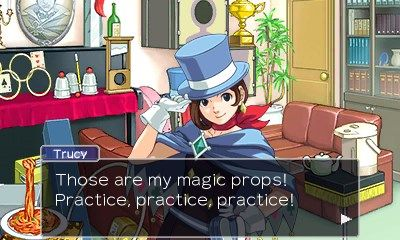 Apollo Justice: Ace Attorney Nintendo 3DS