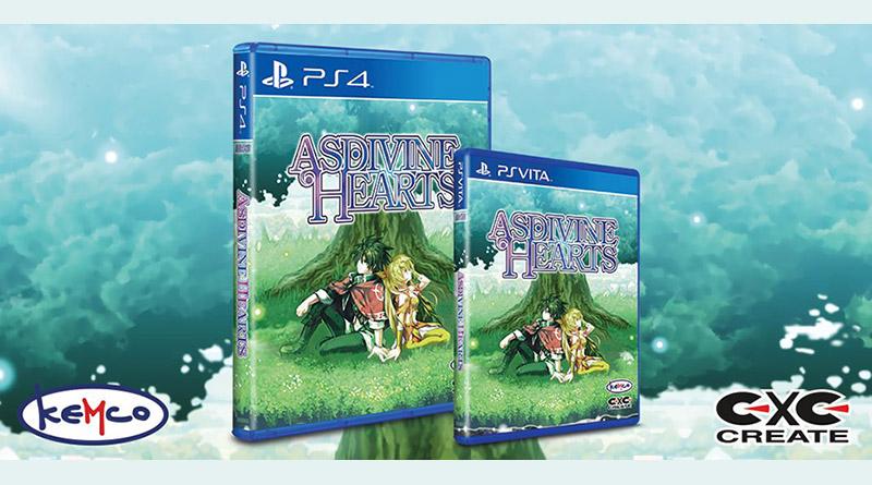 Asdivine Hearts PS Vita PS4