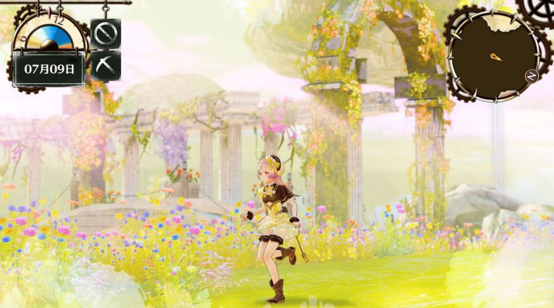 Atelier Lydie & Soeur: Alchemists of the Mysterious Painting PS Vita Nintendo Switch PS4