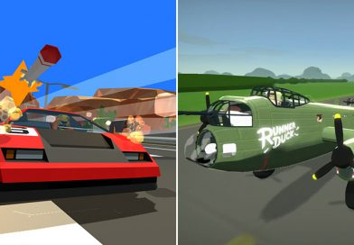 Bomber Crew & Racing Apex Coming To Nintendo Switch In 2018