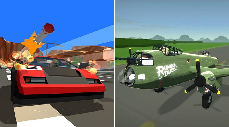 Bomber Crew & Racing Apex Nintendo Switch