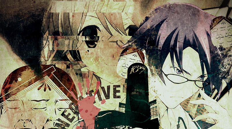 Chaos;Child PS Vita