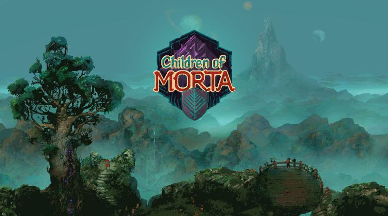 Children of Morta PS Vita